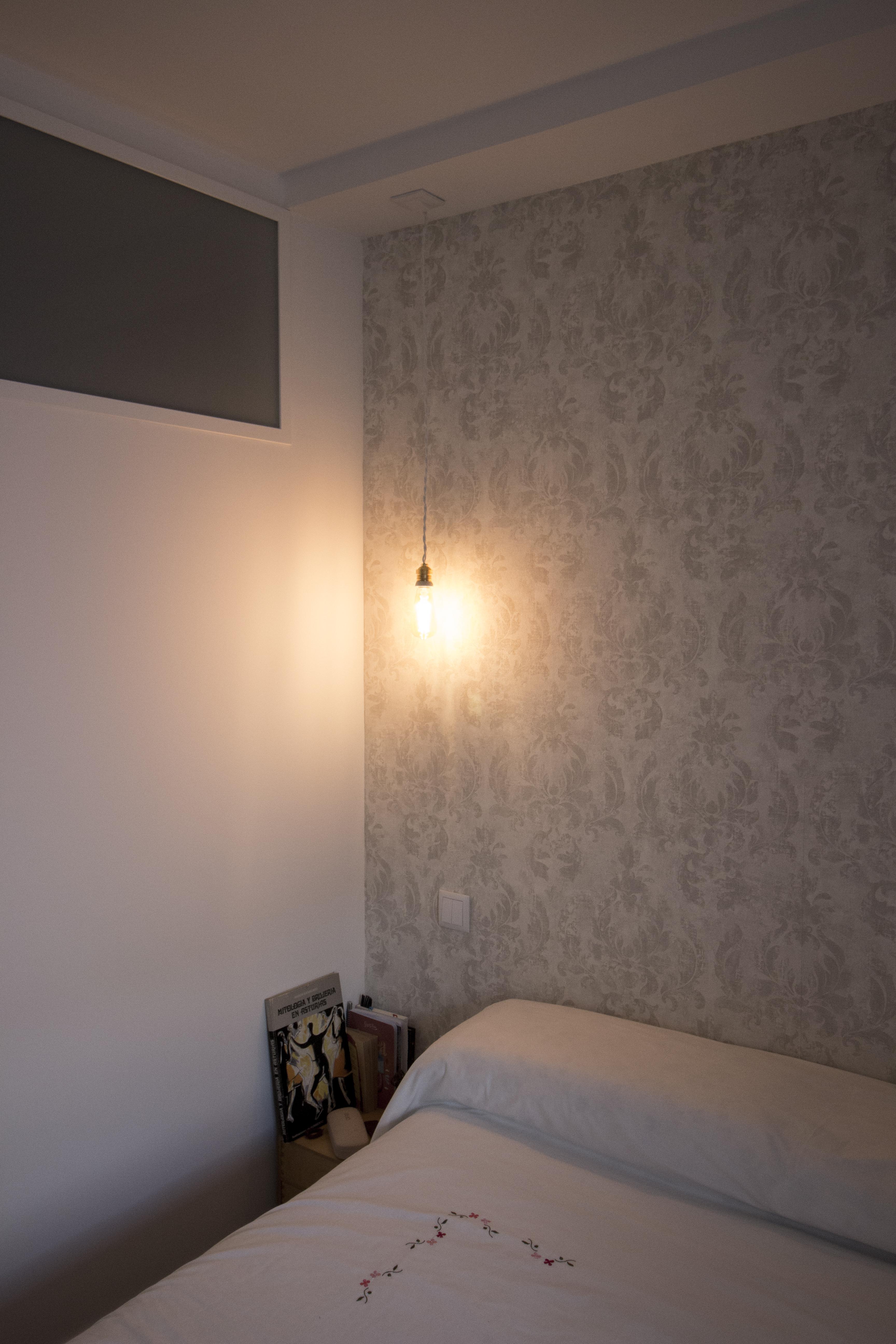 Reforma Integral en Palencia - Dormitorio